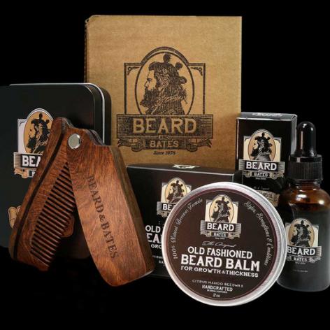 Beard & Bates - Best for Beards