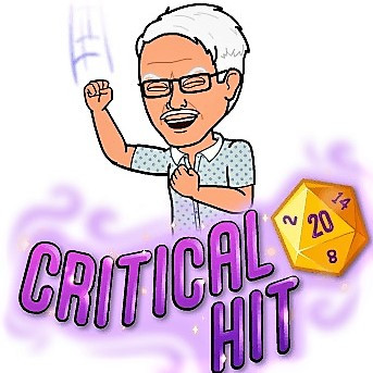 Closest Bitmoji I could find! Hit s/b HIP