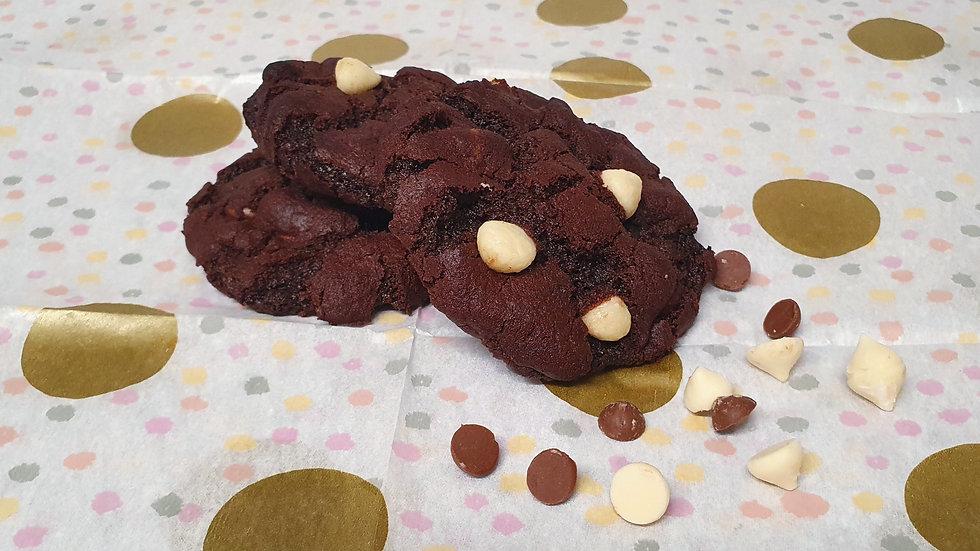 Triple Chocolate Cookie Kit