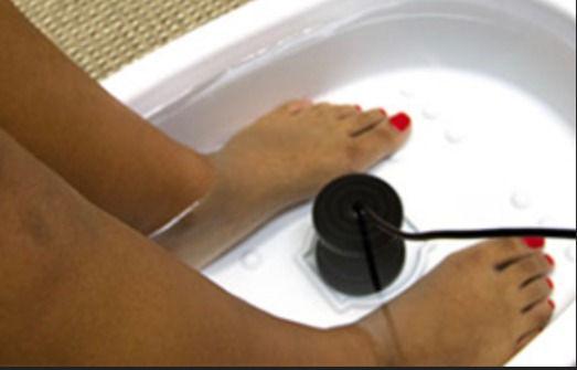 Ionic Foot Spa & Detox