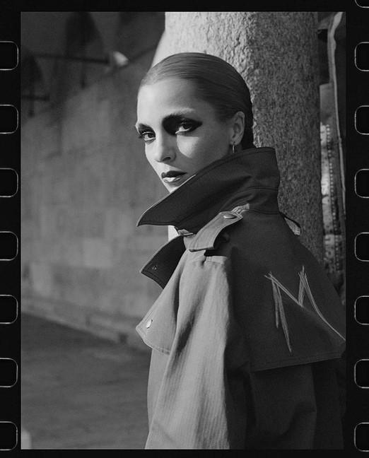 Mariacarla for Italian Vogue, September 2018