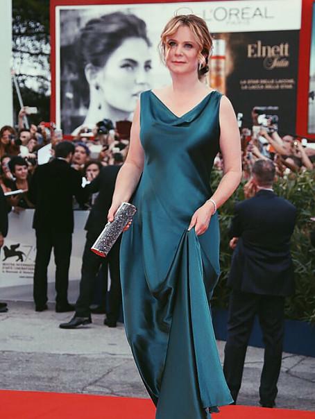 Emma Watson at The Avalanche premiere, Venice