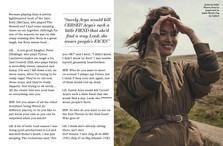 Lena Headey for Net-a-Porter's The Edit