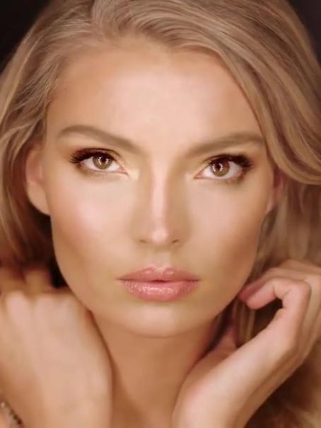 Charlotte Tilbury beauty campaign 2018
