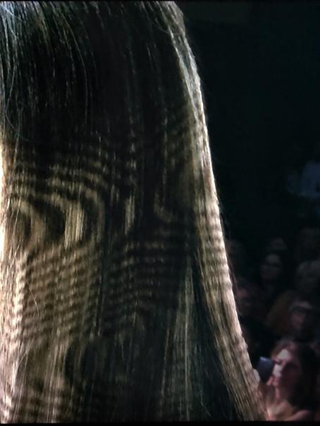Davines hair tour, Canada