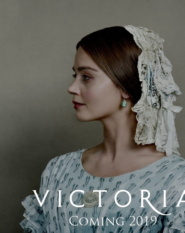 Victoria Series Three, Jenna Coleman