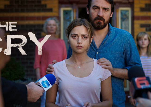 The Cry, Jenna Coleman