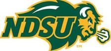 NDSU Bison logo