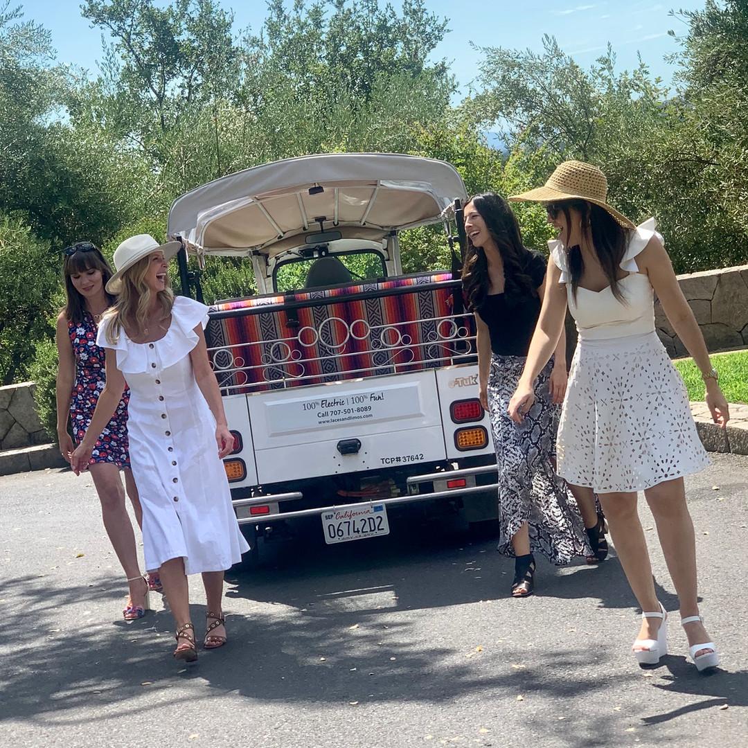 napa wine blogger tours