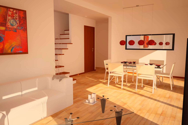 Interior Duplex B