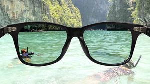 El exceso de radiación solar puede afectar tu vista