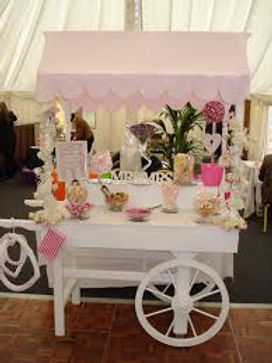 Oldham Sweet Cart Hire