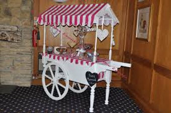 Sweet Cart Hire Halifax