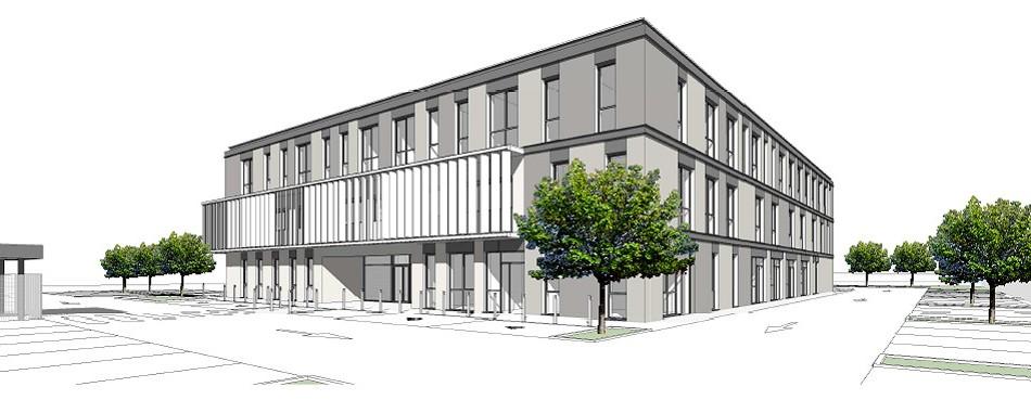 CONSTRUCTION SIEGE SOCIAL - MEDECINE DU TRAVAIL DE S&L