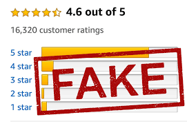 Fake Amazon reviews could become illegal