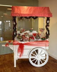Christmas Sweet Cart