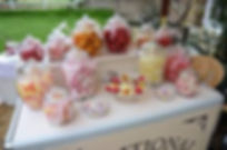 Bury sweet cart hire