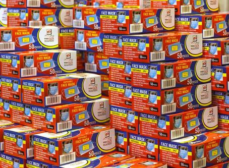 Amazon is suspending Amazon Seller accounts for Sellers who take advantage of coronavirus