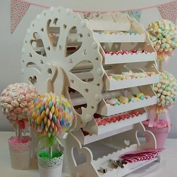 Ferris Wheel Sweet Cart Hire