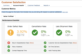 How to Earn a Good Amazon Seller Performance Measurement