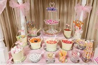 Wedding Sweet Cart Hire Rochdale