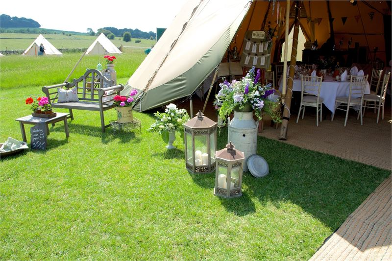 Tipee sweet cart hire