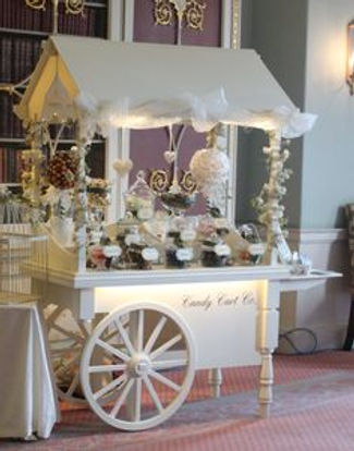 Boston Spa Sweet Cart Hire