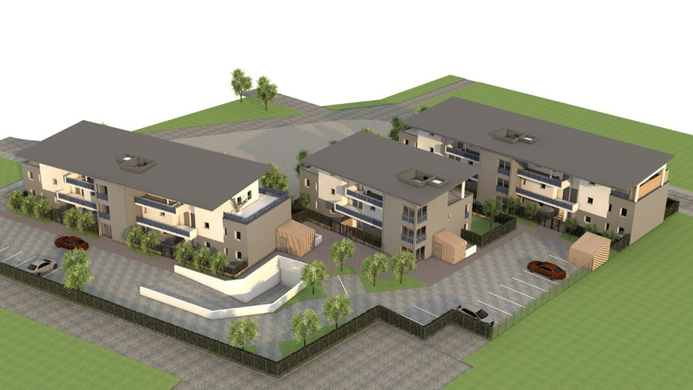 CONSTRUCTION 25 LOGEMENTS COLLECTIFS - SEMCODA