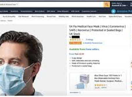 What does the Coronavirus mean for Amazon Sellers?