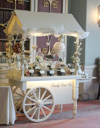 Rugby, West Midlands Sweet Cart Hire