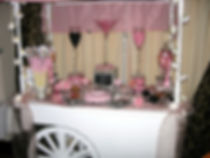 Middlesbrough, North East Sweet Cart Hire