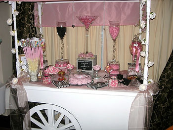 Harlow Sweet Cart Hire