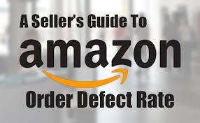 Understanding Amazon's Order Defect Rate