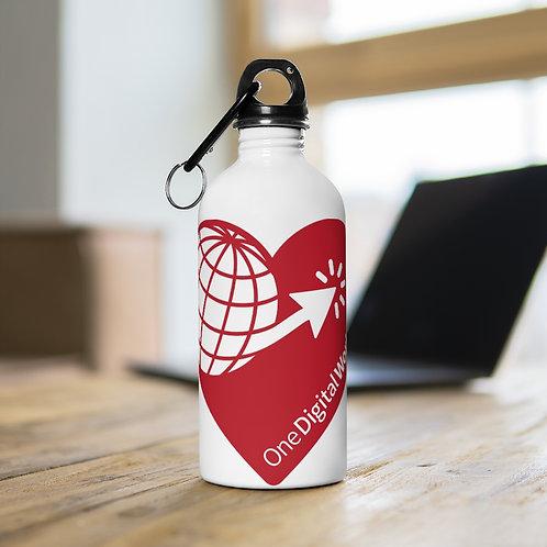 One Digital World Water Bottle