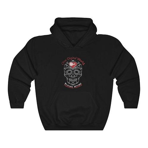 Mexican Sugar Skull Hoodie