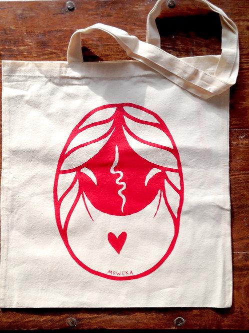 Bag of cotton with original print