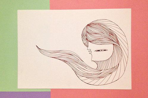 Drawing original
