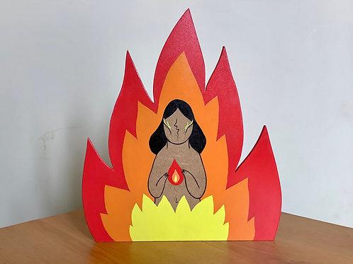 Inner fire!