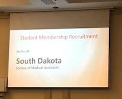 2018_Excel Award_Student Membership Rete