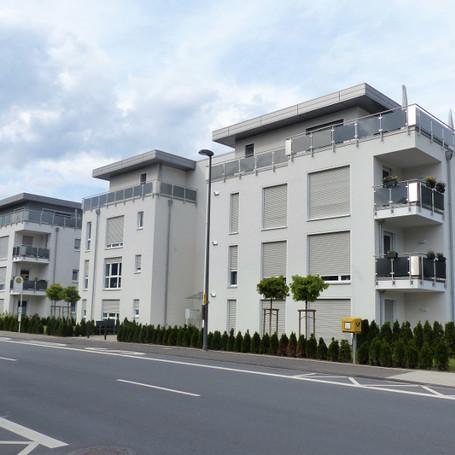 Neubau von zwei Mehrfamilienhäusern in Grevenbrück
