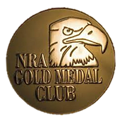 NRA Gold Club Since 2014