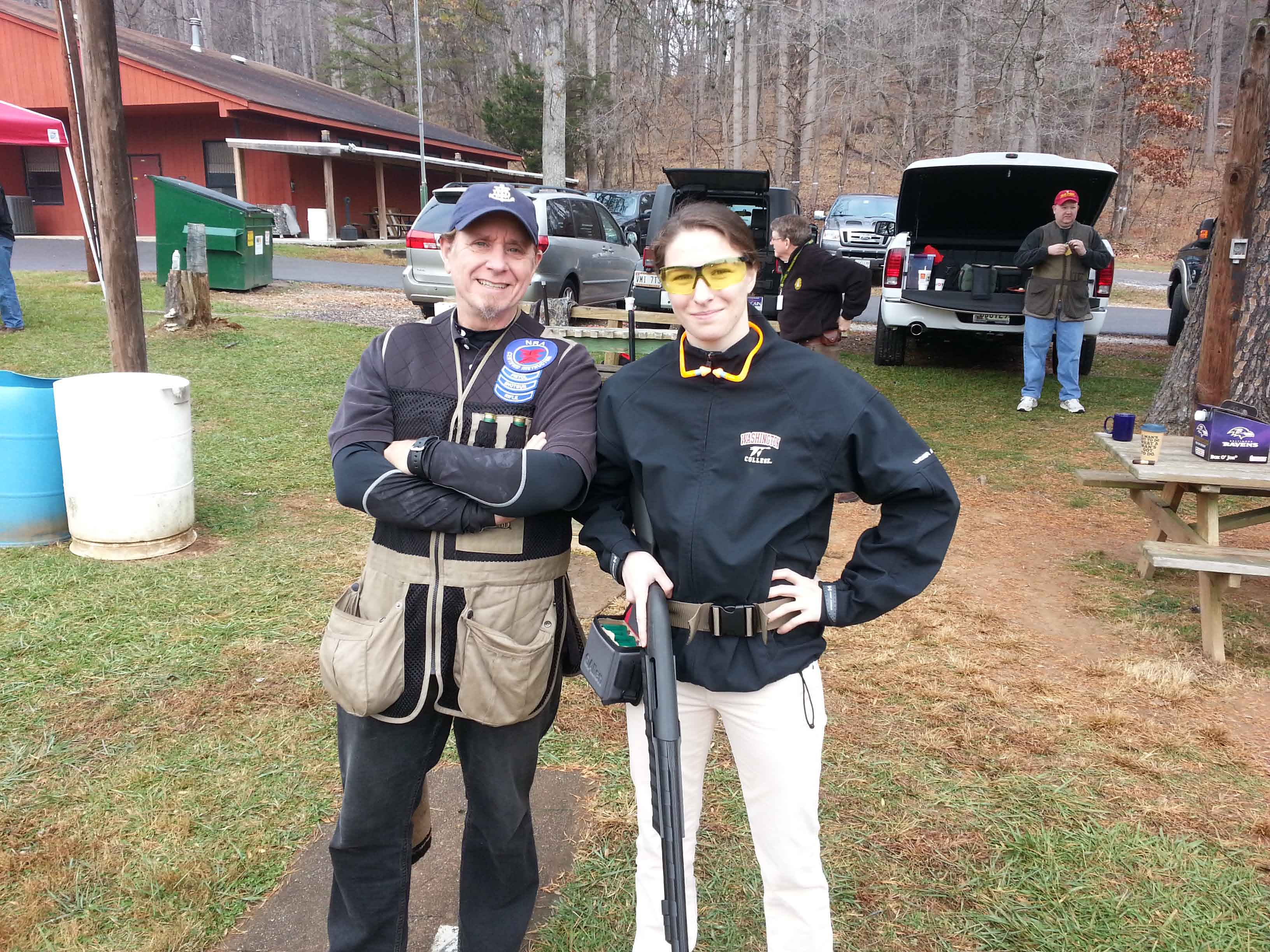 Charity Trap Shooters