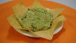 chip con guacamole