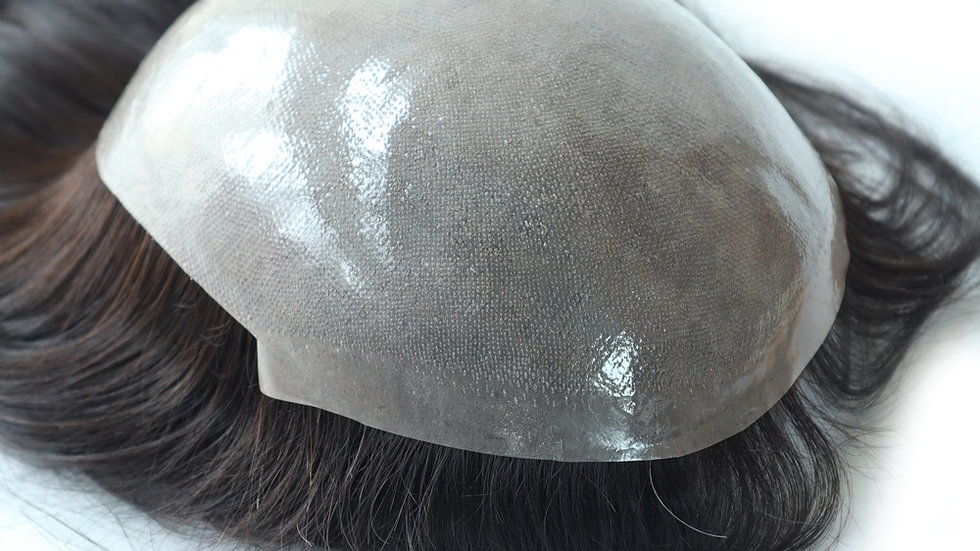 Poly Skin Hair Toppers