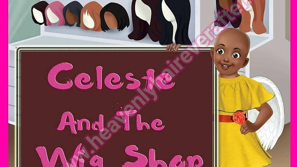 Celeste and The Wig Shop