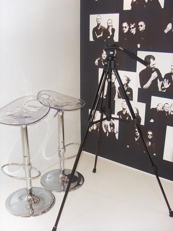 Salon Silmo GrandOptical - espace photo