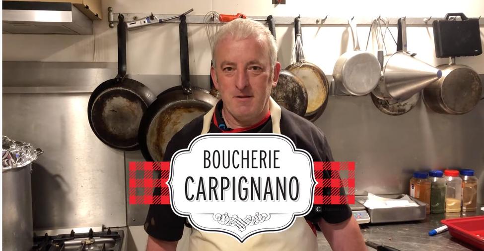 Carpignano, Vidéo Métier
