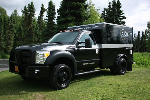 Armord Truck