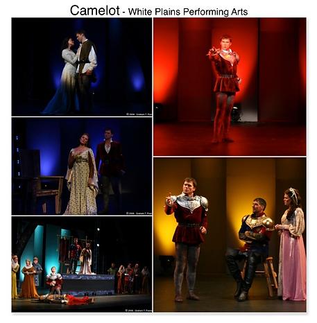 Camelot Gregg Goodbrod Lancelot Robert Cuccioli King Arthur