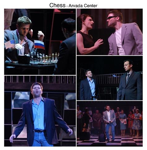 Chess the Musical Gregg Goodbrod Tally Sessions Arvada Center Denver Lonetree Arts Center